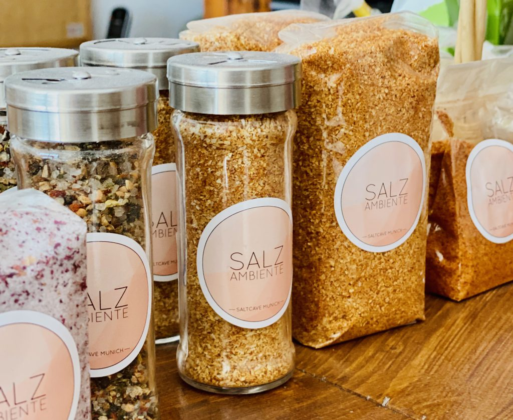 SalzAmbiente Natursalzprodukte