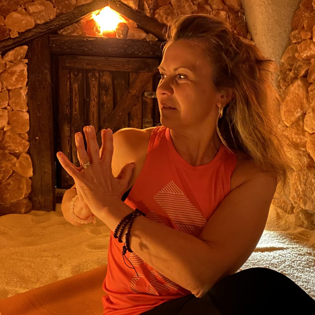 Yin Asthma Yoga mit Monika